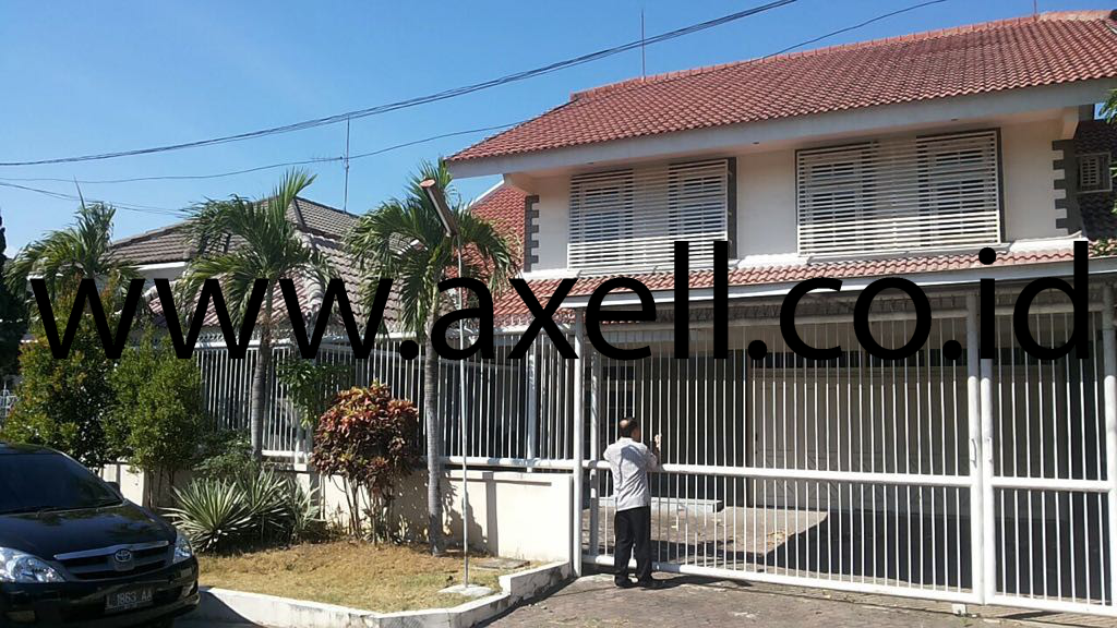 Rumah Di Kupang Indah Surabaya Barat Axell